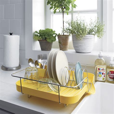 drying rack clever designs that reinvent the humble dish drying rack Kitchen