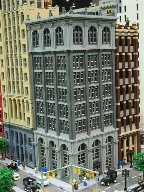 Lego Cityso Cool! We Don't Have Any Buildings (or