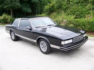 1986 Chevrolet Monte Carlo Ls 2 Door