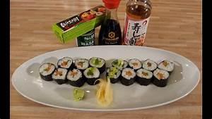 Sushi Selber Machen : sushi selber machen 2 youtube ~ A.2002-acura-tl-radio.info Haus und Dekorationen