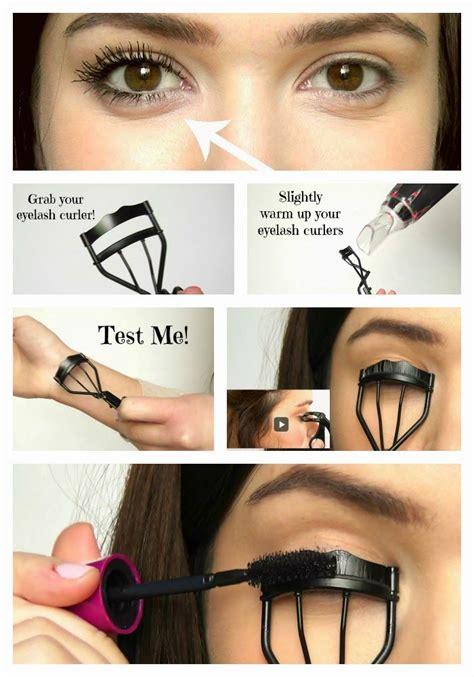 makeup tips ways   eyelashes longer pretty designs