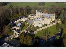 Thurland Castle Unique luxury apartments for sale