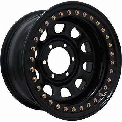 Beadlock Dynamic Rim Imitation Steel 16x8 Wheels