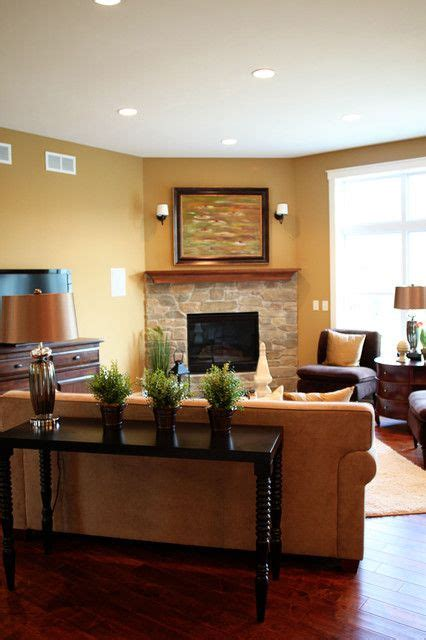 Living Room Design Ideas With Corner Fireplace by Furniture Placement In Living Room With Corner Fireplace