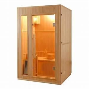 Sauna Hammam Prix : achat sauna vapeur zen 2 places livraison gratuite ~ Premium-room.com Idées de Décoration