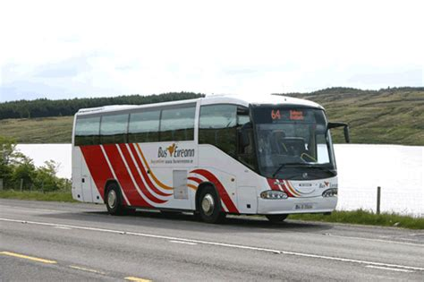bus eireann  issue temporary school bus  highland radio latest donegal news  sport