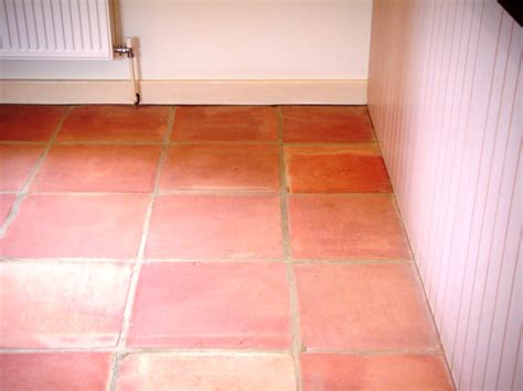 sealing terracotta tiles cleaning and polishing