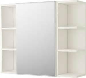 lill 197 ngen mirror cabinet 1 door 2 end units scandinavian