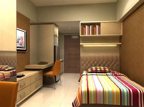 ide desain apartemen studio terpopuler gambar  home