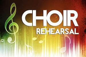 Young Adult Choir Rehearsal | The Friendly Church of God ...