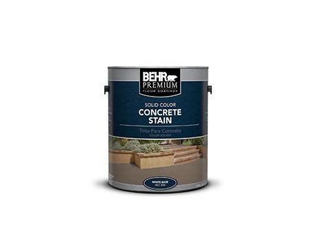 behr premium solid color concrete stain   modlarcom