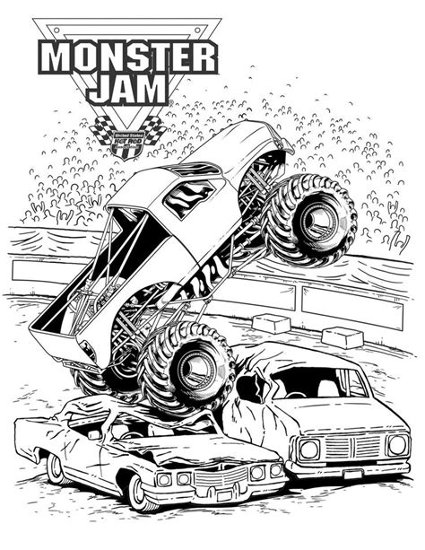 monster truck videos for kids online 8 best colouring pages for kids images on pinterest