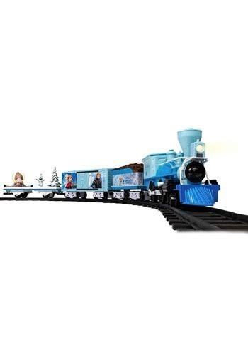 ready  play lionel train set disney frozen