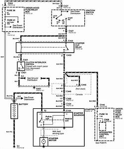 Honda Civic 1994 Wiring Diagram