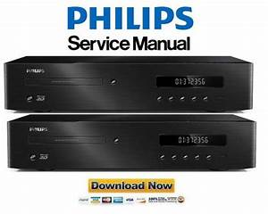 Philips Bdp9700 Blu Ray Player Service Manual