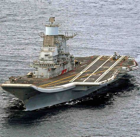 Here Is Every One Of The Active Aircraft Carriers Around