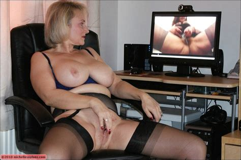 Mature Sex Horny Mature Office