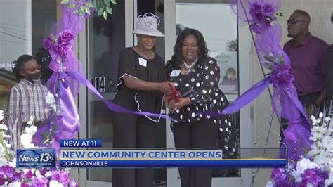 Johnsonville woman opens city's first community center to ...