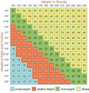 Bmi Chart For All Ages Healthy Bites And More Daily Calorie Needs