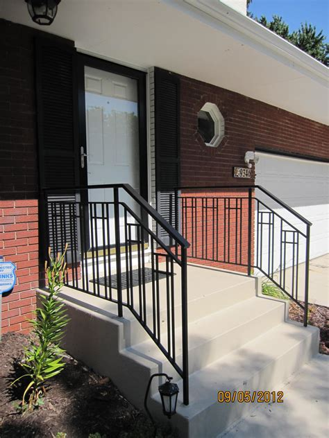 $55.75 ($5.58 per item) $85.77. Exterior Step Railings - O'Brien Ornamental Iron