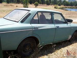 Toyota Corona Mk Ii 1972 4d Sedan 4 Sp Manual 2l Carb In