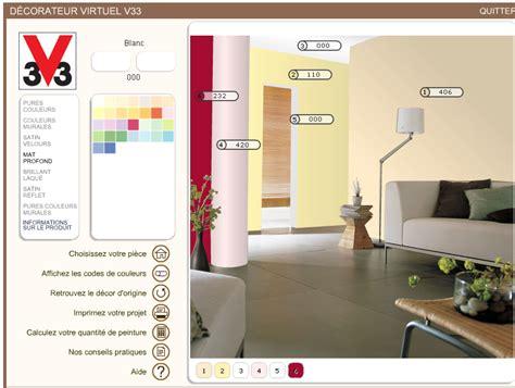 simulation couleur cuisine simulation peinture v33 simulateur peinture murale