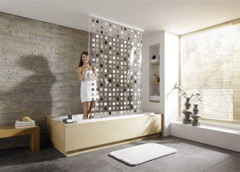Duschrollo Für Badewanne by Duschvorh 228 Nge Die Gardine