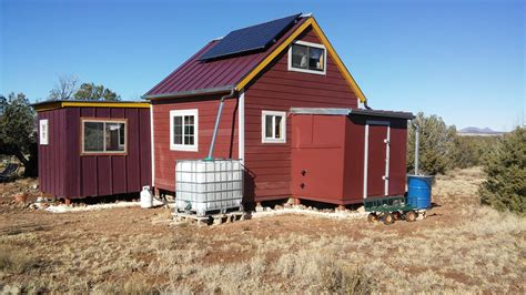 Tiny House for Sale - Tiny house on 20 acres of off-grid
