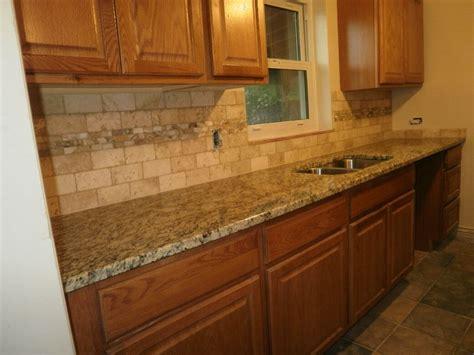 backsplash for kitchen countertops kitchen backsplash ideas with oak cabinets stainless steel