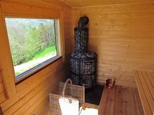 sauna exterieur finlandais bois 11 inte rieur sauna With sauna exterieur finlandais bois