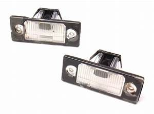 License Plate Trunk Lights Lamps 99