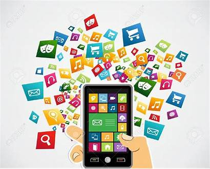 Applications Apps Clipart Mobile Application Smartphone App