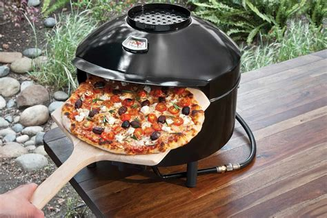 oven pizza pronto pizzeria ovens portable pizzacraft horno hornos portatil dubbele steen sweepstakes forno piedra met rated janeskitchenmiracles pizzaofen24 four