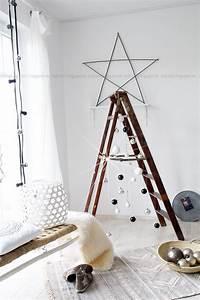 Alternative Zum Weihnachtsbaum : diy leiter weihnachtsbaum leiter weihnachtsb ume und tannenbaum ~ Sanjose-hotels-ca.com Haus und Dekorationen