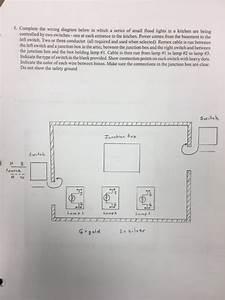 Wiring Diagram For Flood Light