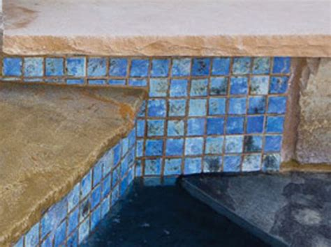 Npt Pool Tile Martinique by National Pool Tile Martinique Series Blue 2x2