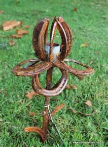 Horseshoe Art Sculptures