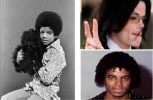 Michael Jackson Before Plastic Surgery