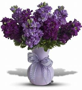 Visions Of Violet Bouquet - TFWEB604 ($41.36)