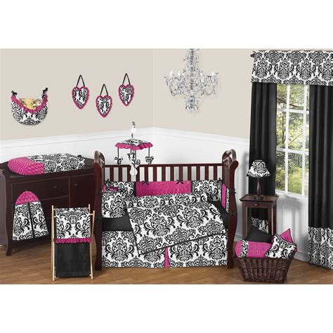 Sweet jojo designs mod jungle 11 piece crib bedding set has all that your litt. Sweet Jojo Designs Isabella 9 Piece Crib Bedding Set ...