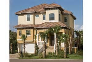 Three Story Houses Eplans Mediterranean House Plan Three Story Mediterranean Home 3138 Square And