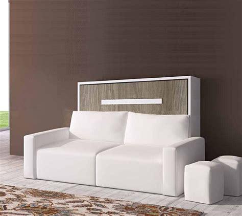 lit avec canapé lit armoire escamotable avec canape canapé idées de