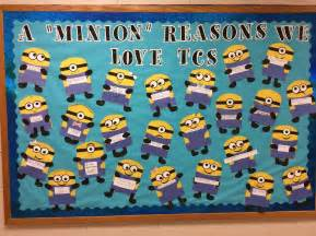 Minions Bulletin Board Ideas for Middle School