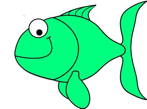Fish Clipart - green fish clip at clker vector clip