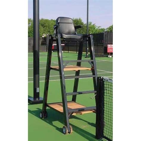 douglas classic umpire chair from do it tennis