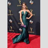Natalie Morales Red Dress | 408 x 600 jpeg 29kB