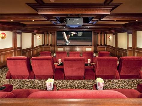 1000+ Images About High End Home Theater Interiors On