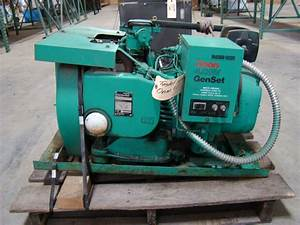 Generators Onan 4 0 Rv Genset Generator For Sale Call 606