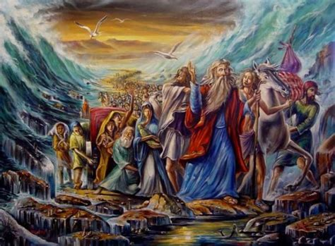 The Prophet Moses Images On Pinterest