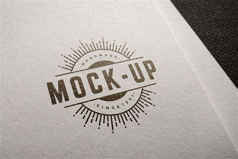 In this video, you can get free download 30+ awesome 3d logo and text effect psd mockups. Free Logo Mockup (PSD)